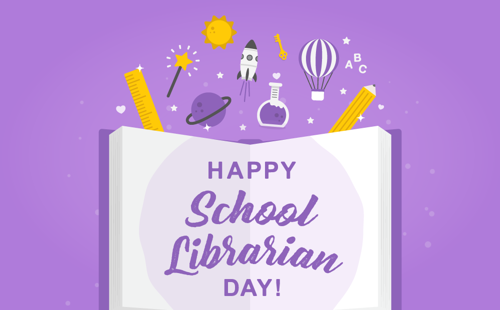 Happy School Librarian Day