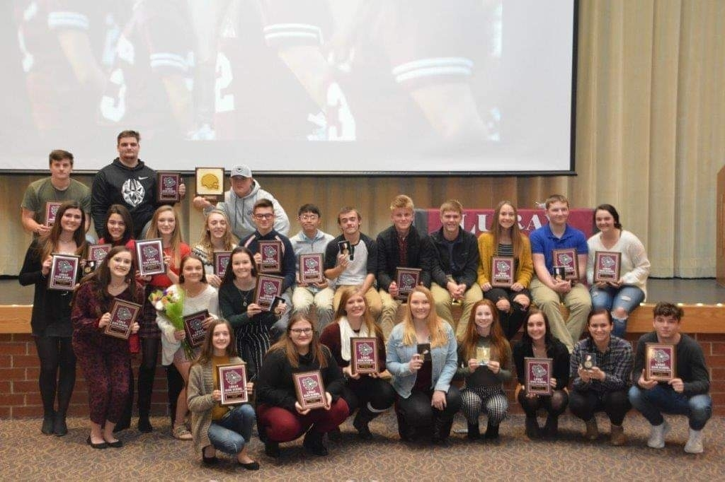 Fall Athletics Banquet