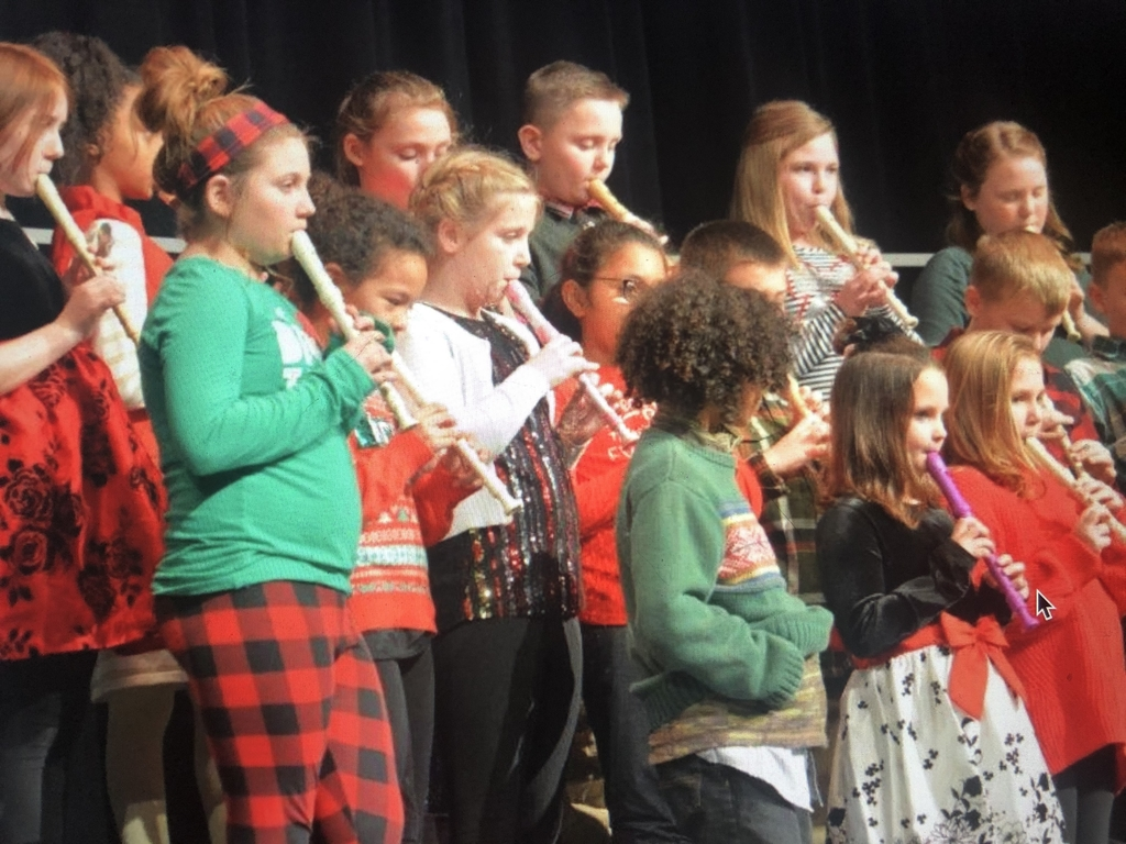 4th grade recorder selection