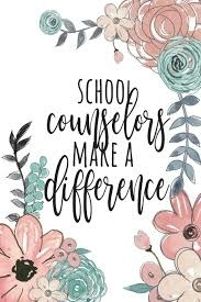 School Counselor Appreciation
